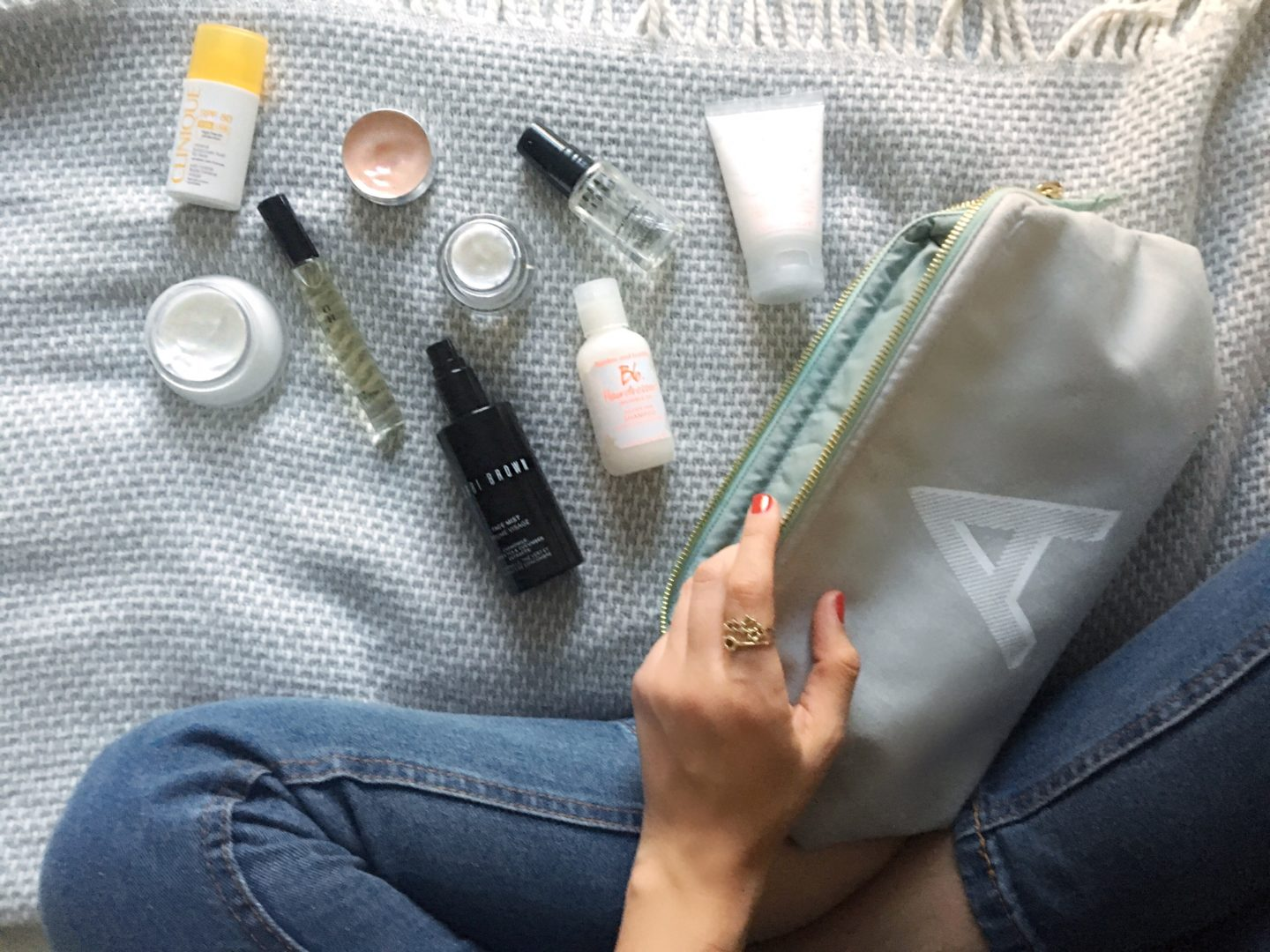 'HAND LUGGAGE FRIENDLY' BEAUTY ESSENTIALS
